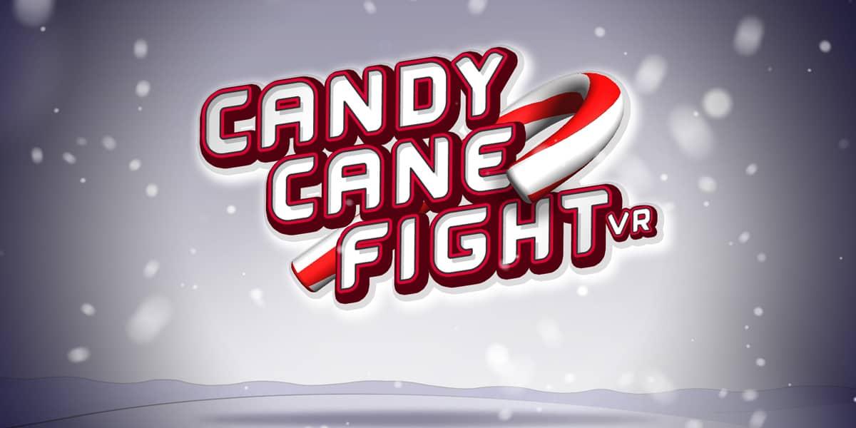 Market City Candy Cane VR Logo