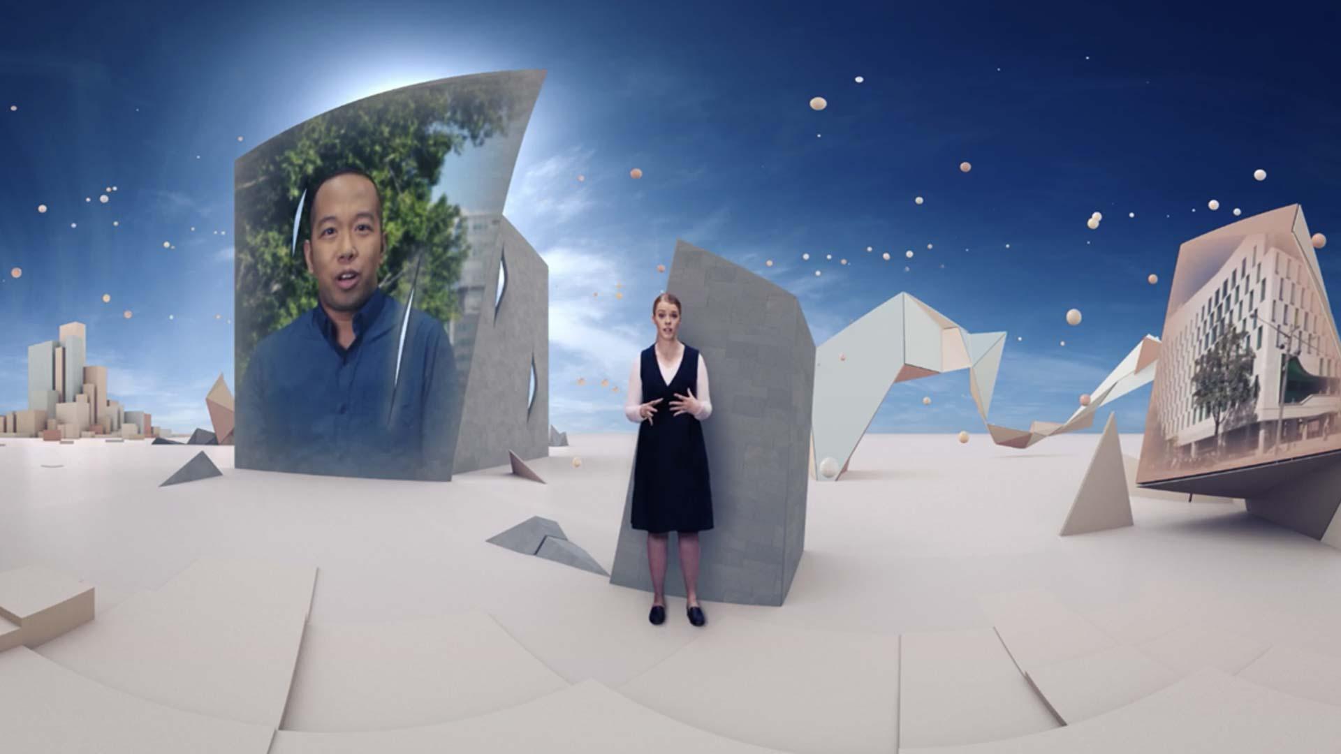 UTS VR Interactive Scene