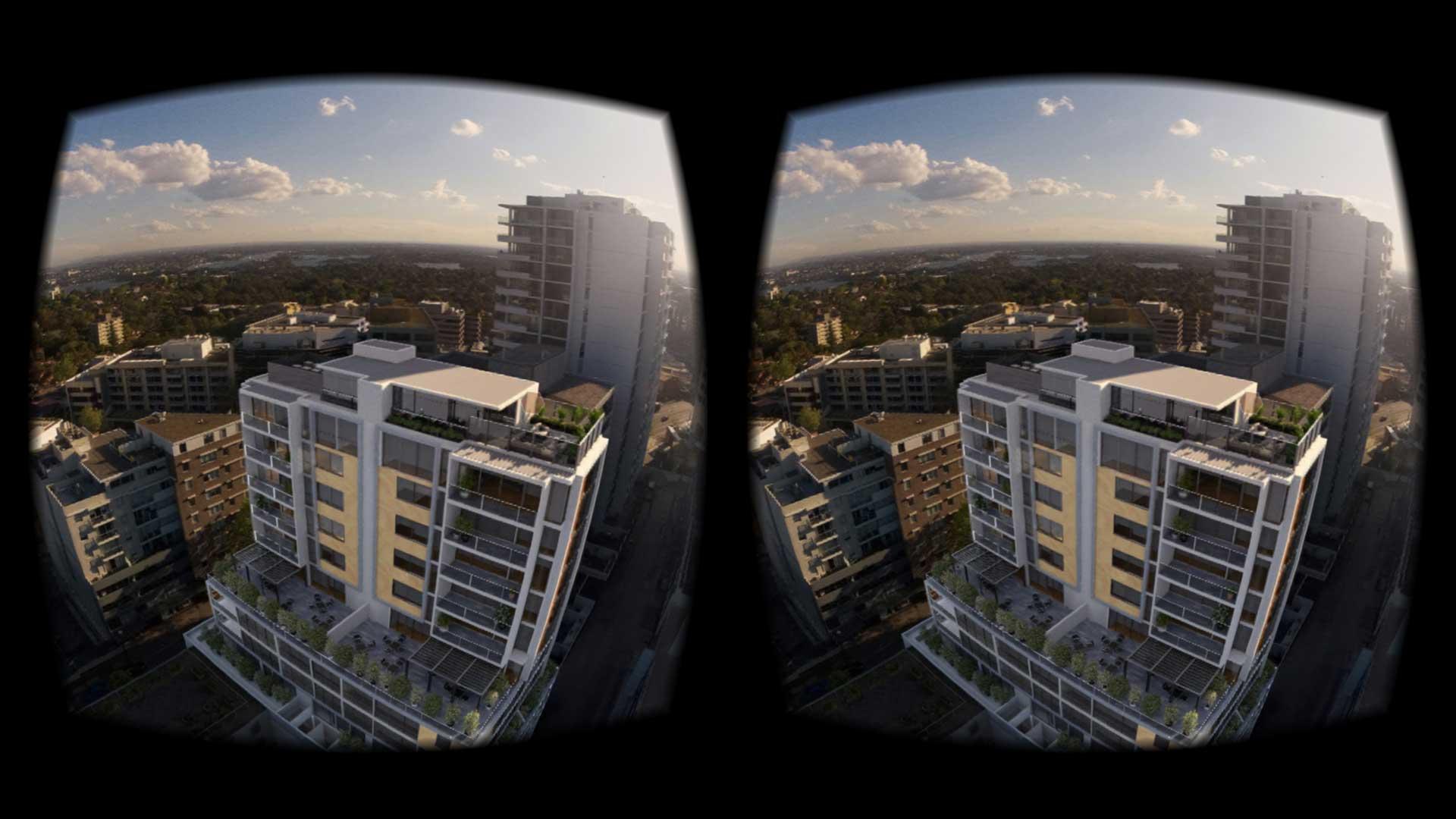 Real Estate VR Image by Start Beyond 04
