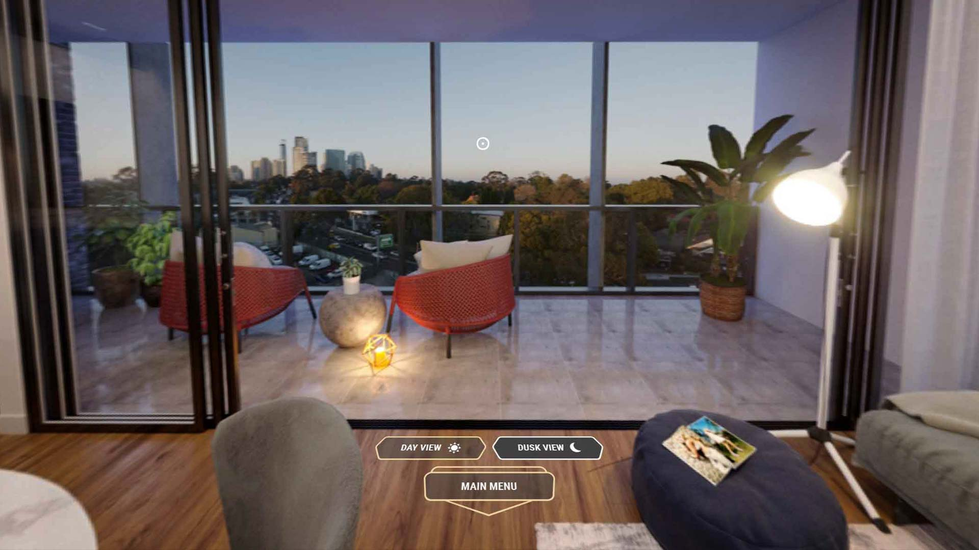 Real Estate VR Image of Chatswood Rose VR by Start Beyond 02