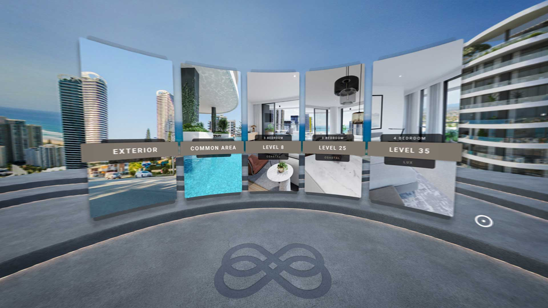 Real Estate VR Image of Infinity by Start Beyond 01