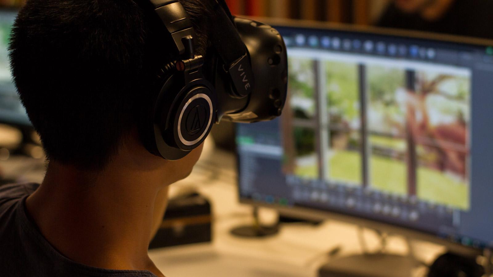 VR Software Developers Photo
