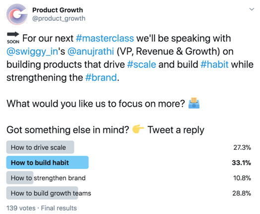 swiggy architecture and growth formula