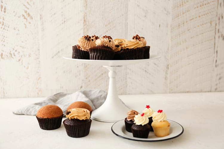 office morning teas – cupcake delivery sydney