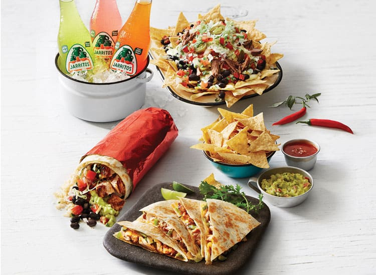 affordable staff lunch ideas - Mexican catering from Mad Mex