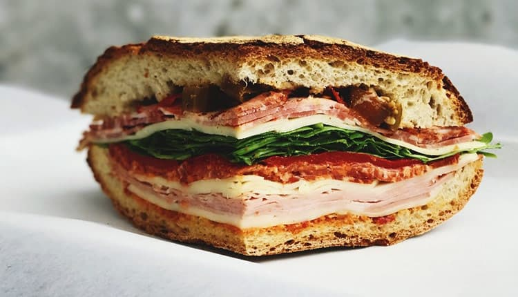 how to make the best sandwich - try gourmet sandwich fillings