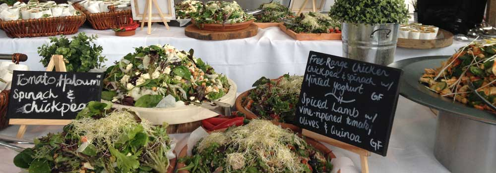 catering for large groups - order-in conference catering