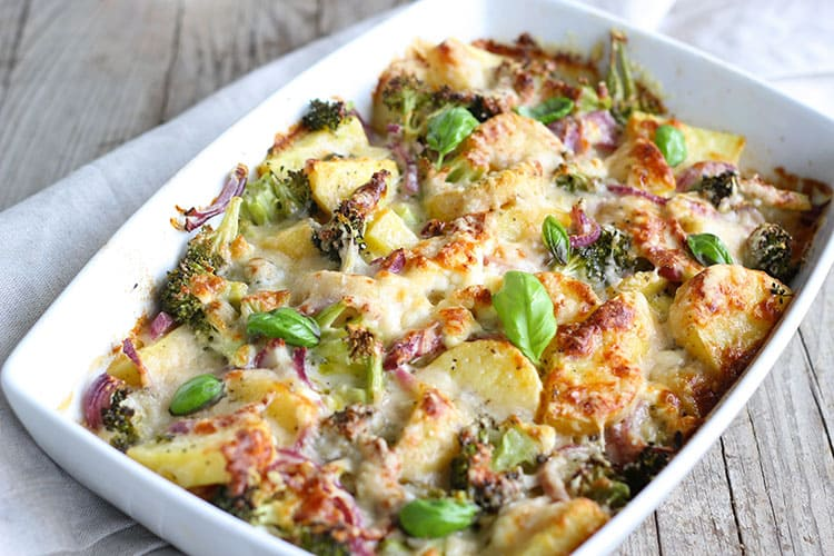 lunch ideas for work - bake