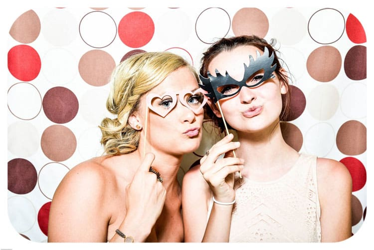 corporate event entertainment - photo booth