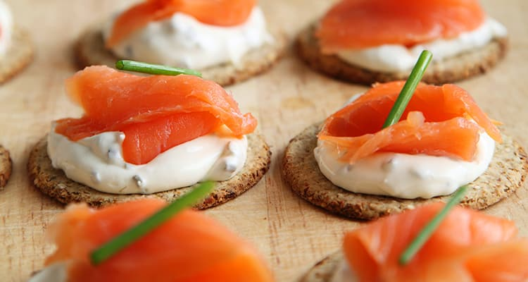 Sydney corporate catering trends - gourmet finger food