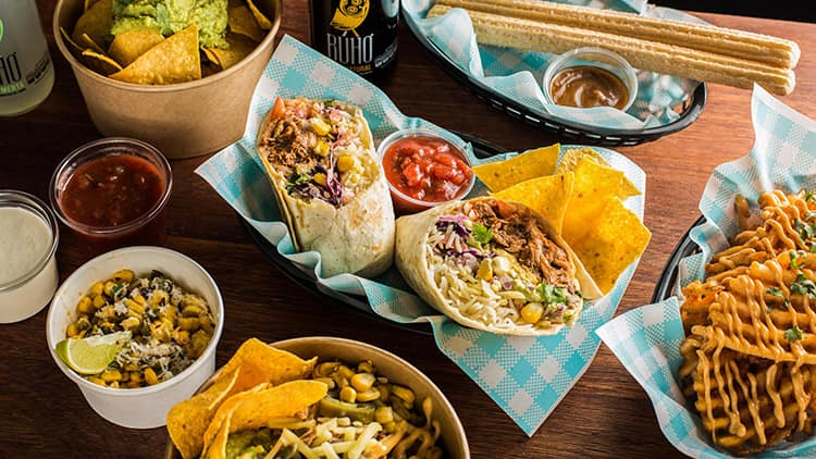 mexican catering in Melbourne with Brunswick Burrito
