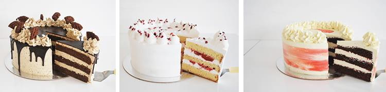 corporate cakes from Sutsa Cake Bar