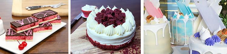 dolce vita corporate cakes delivery Melbourne