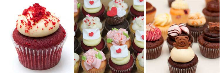 cupcake delivery melbourne - little cupcakes bakery