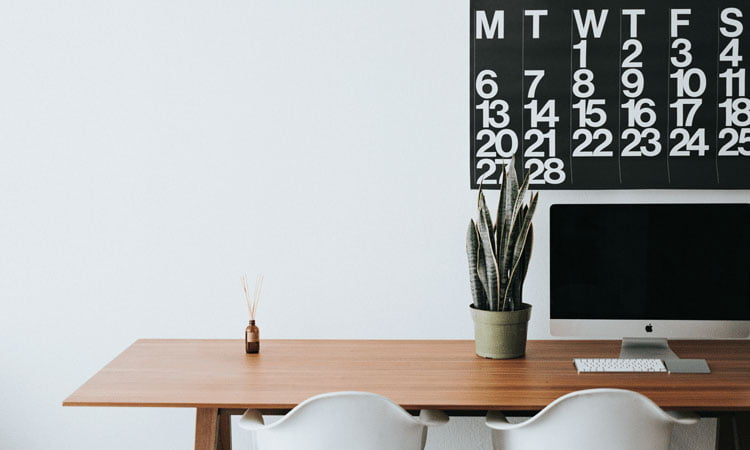 productivity tips - declutter our workspace