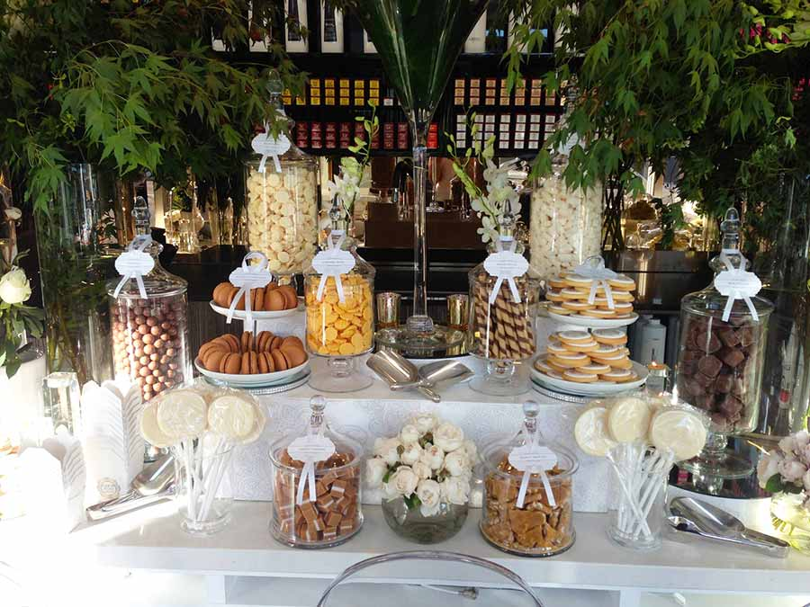 art kitchen corporate catering - sweets