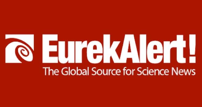 Featured article on EurekAlert!
