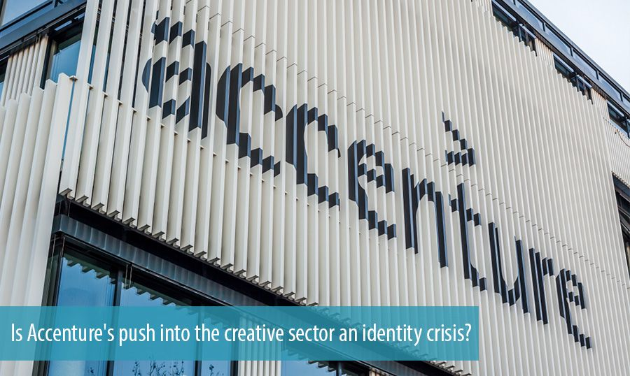 Is Accenture's push into the creative sector an identity crisis?