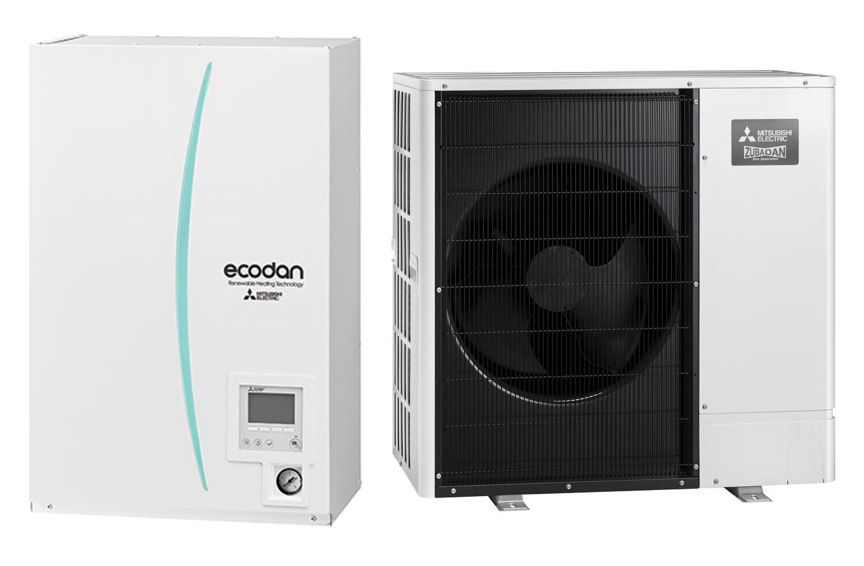 Ecodan Hydroboks + Zubadan 13