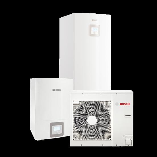 Bosch Compress 3000 AWS II Split