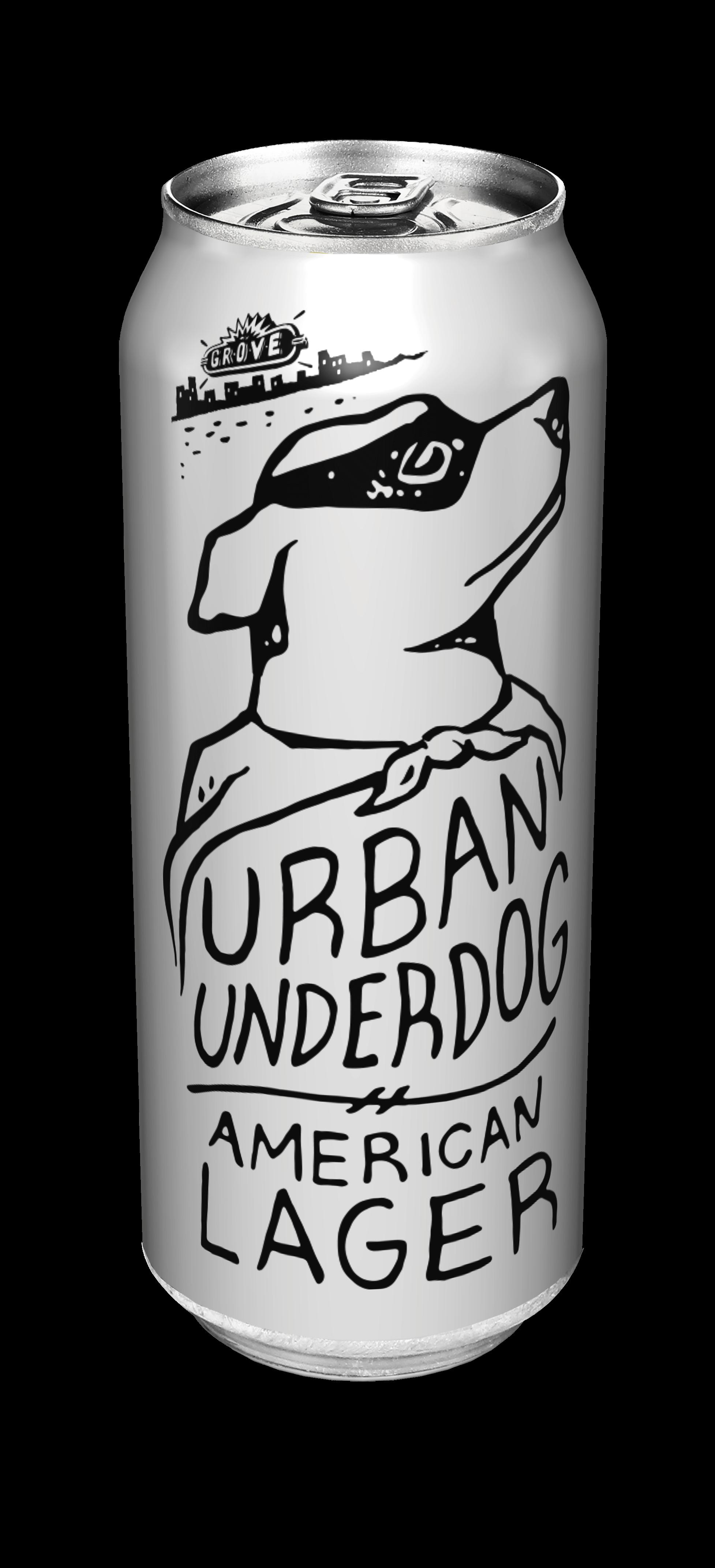 Urban Underdog American Lager