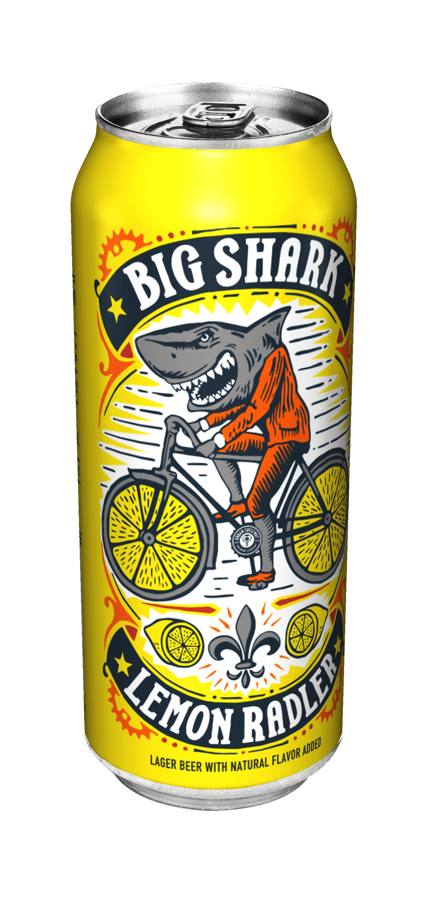 Big Shark Lemon Radler