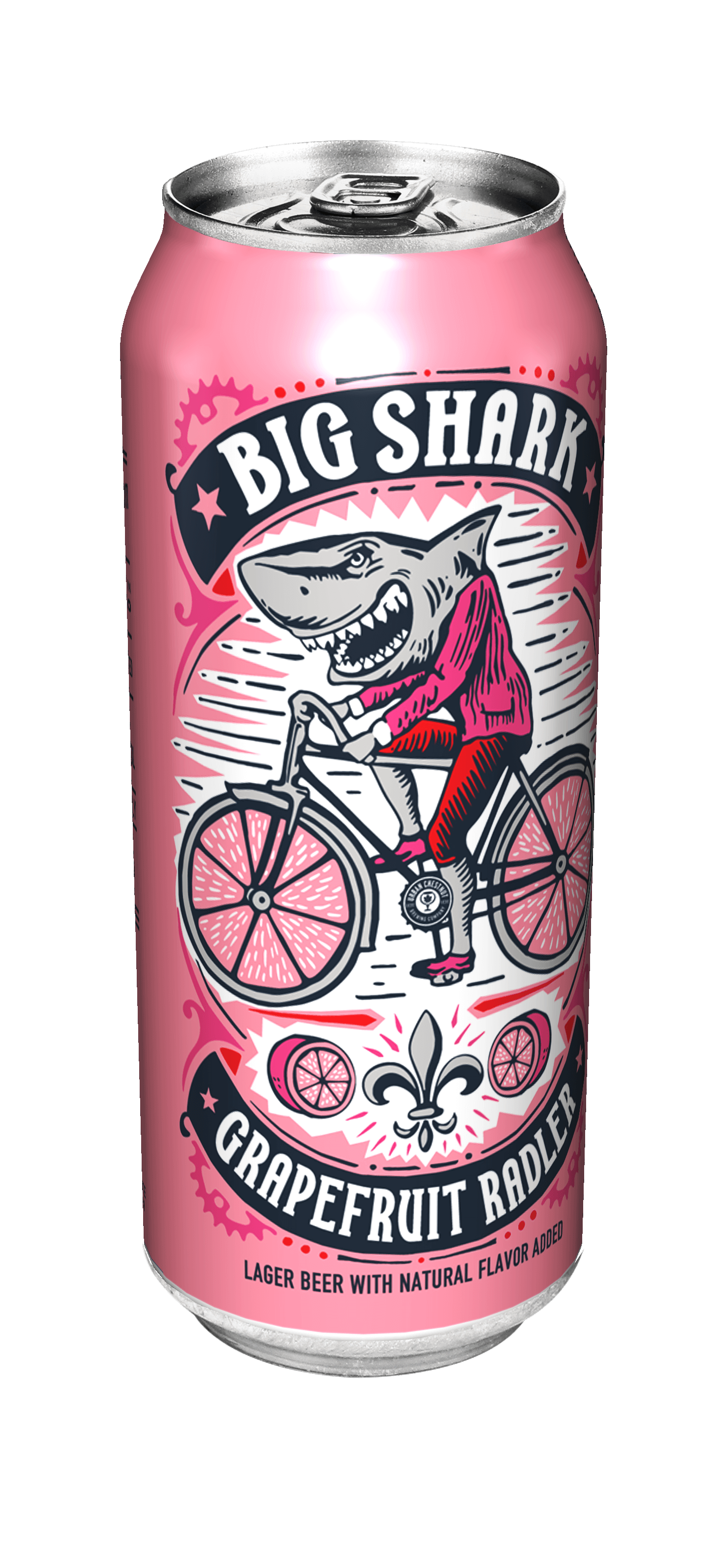 Big Shark Grapefruit Radler