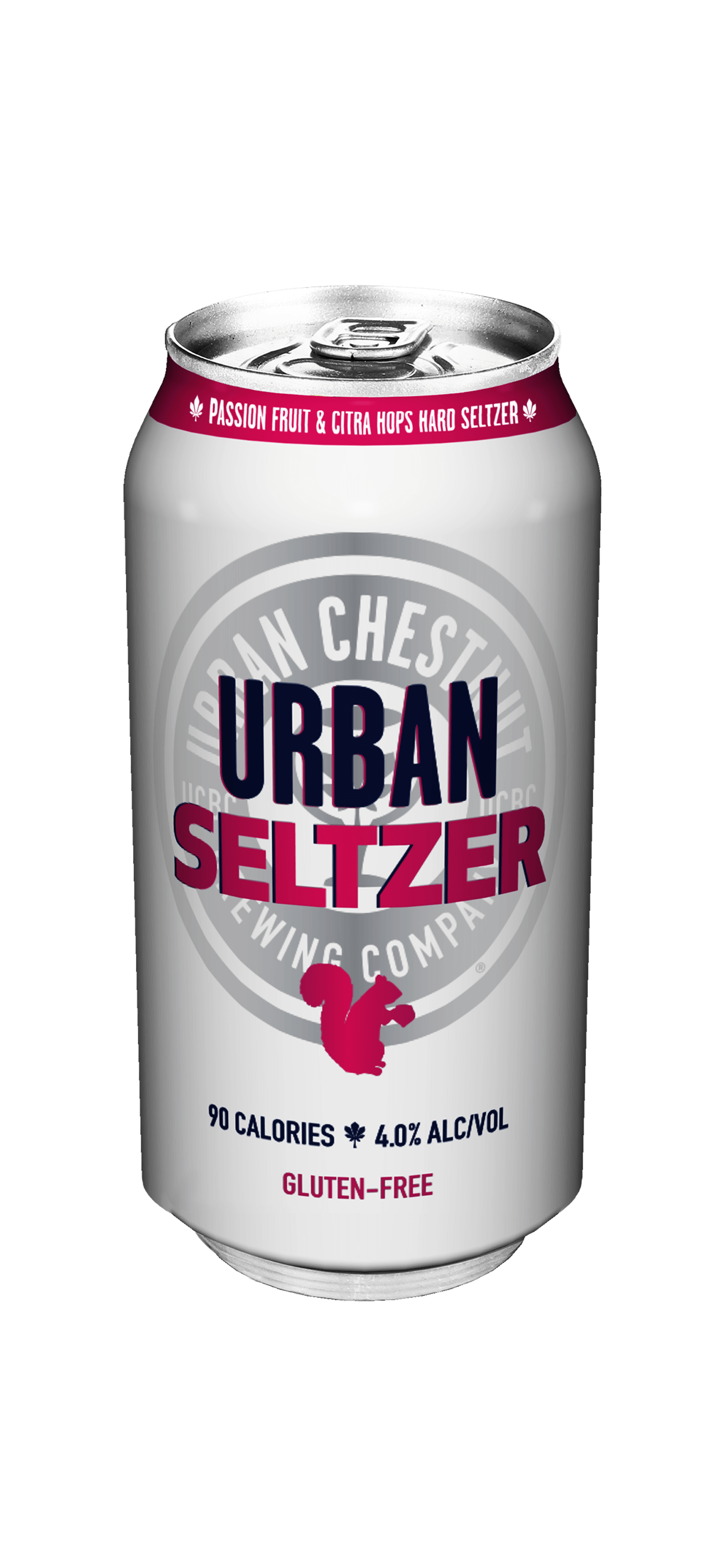 Urban Seltzer - Passion Fruit and Citra Hops
