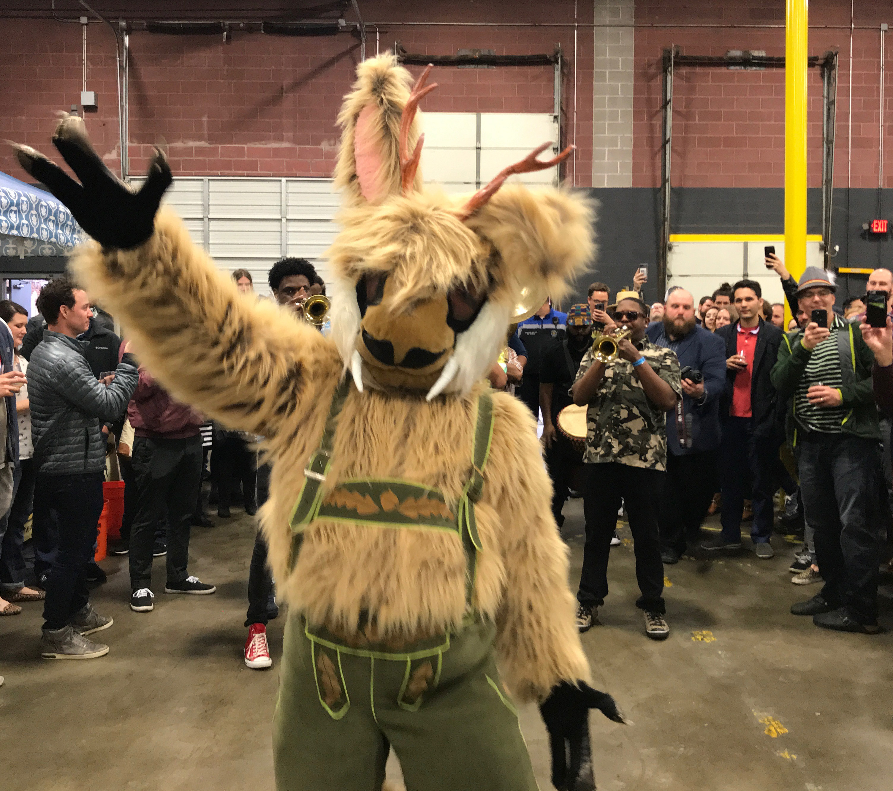Urban Chestnut's anniversary beer festival, Wolpertinger, returns Jan. 27, 2019