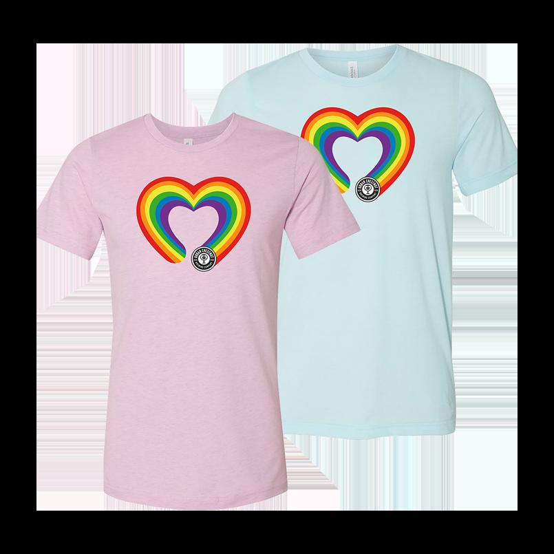 Pride Heart Tee