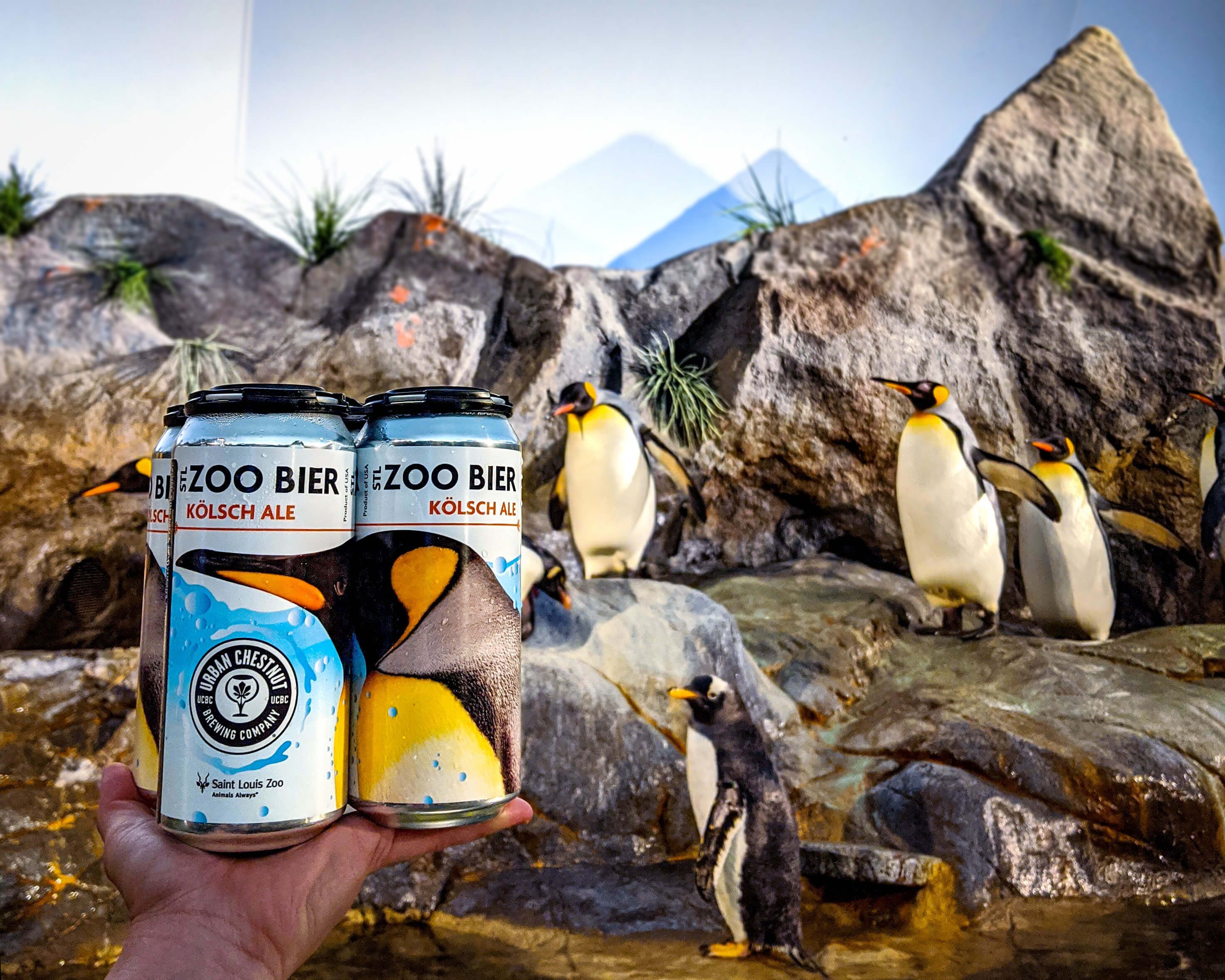 STL Zoo Bier raises funds and awareness for the Saint Louis Zoo's animal care and conservation work