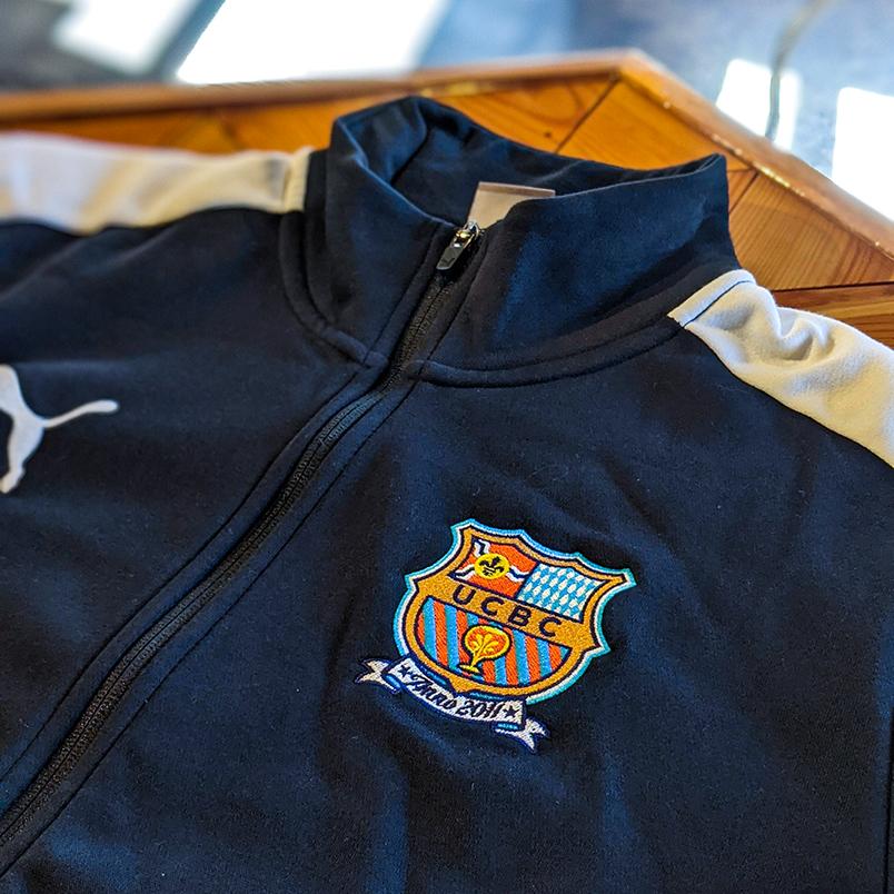 10th Anniversary Puma Warm-Up Jacket