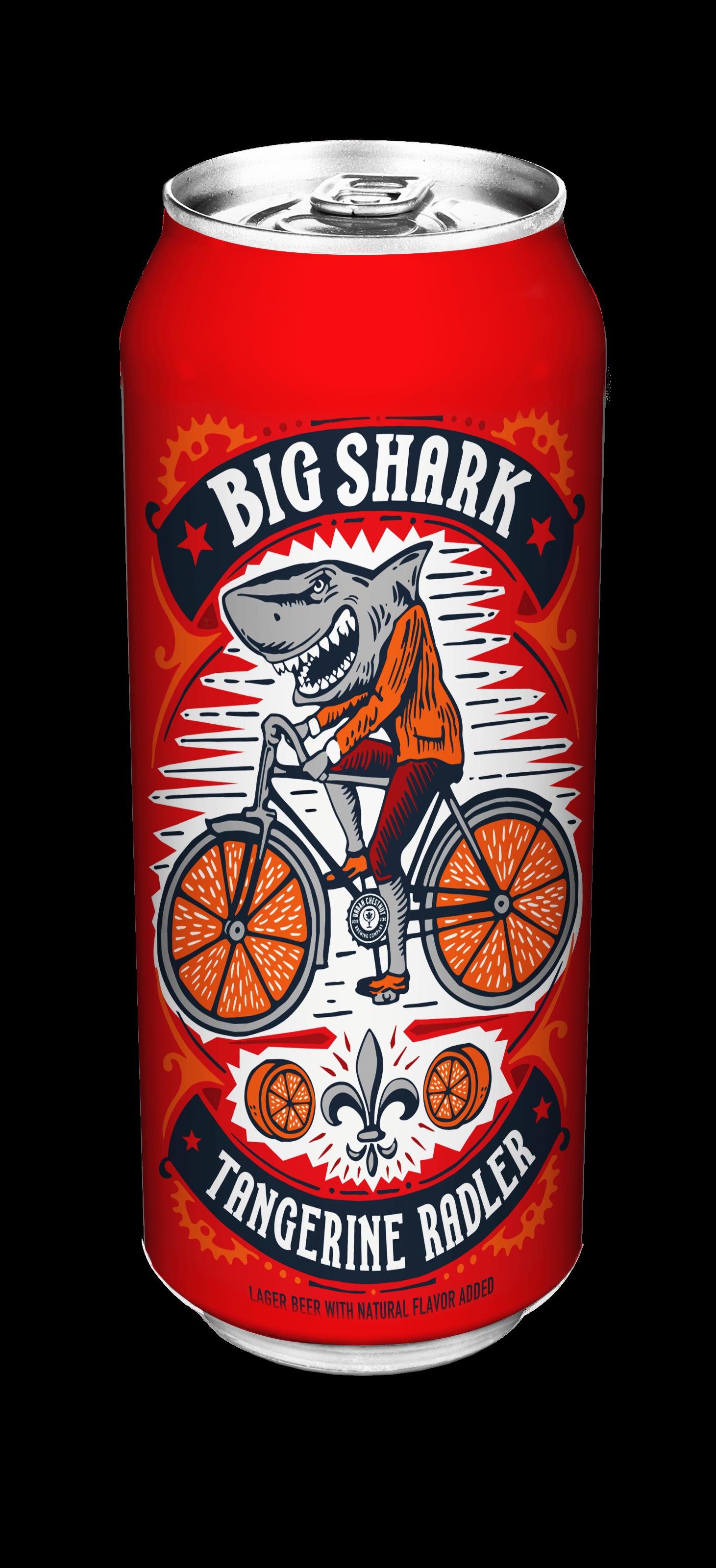 Big Shark Tangerine Radler