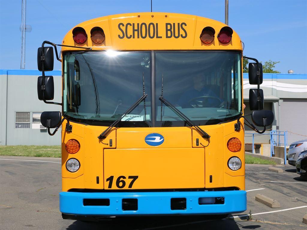 Twin River Unified school bus photo