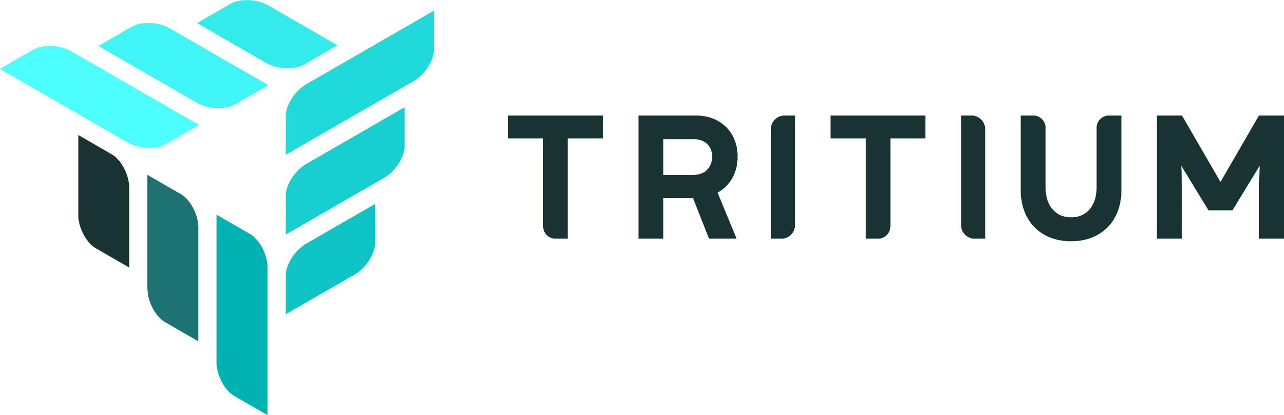 Tritium logo