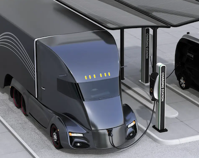 Leading (and managing) the charge to electric fleets