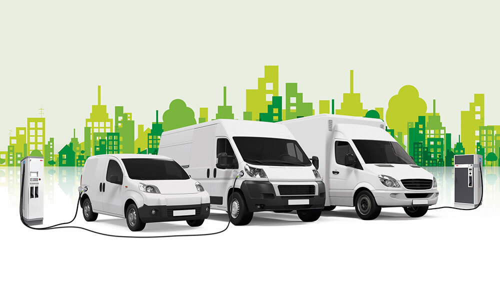 How To Charge An Electric Vehicle Fleet