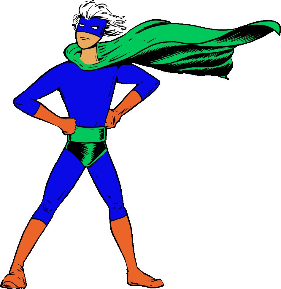 Bill Hero character