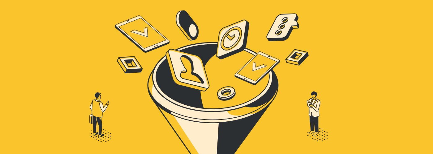 Ever wonder why you can visit a site and all of a sudden have ads served to you? You entered a marketing funnel. Read this to learn more.