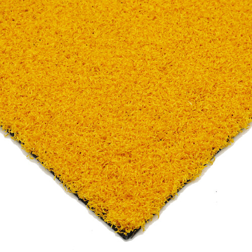 Luxury Yellow Coloured Schools Artificial Grass