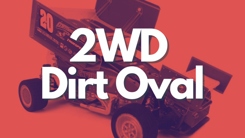 2WD Dirt Oval Template