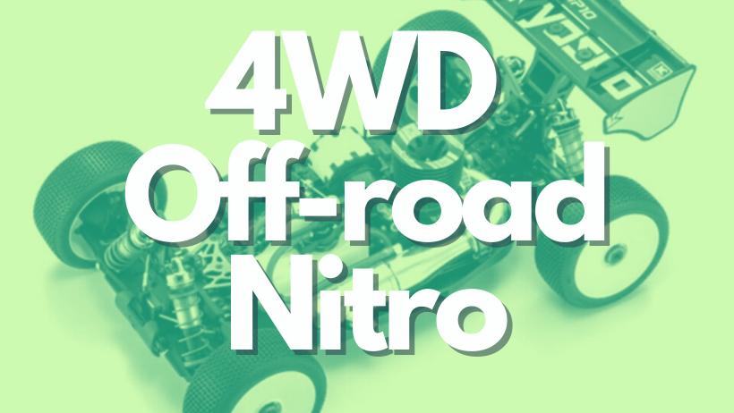 4WD Off-road Nitro Template