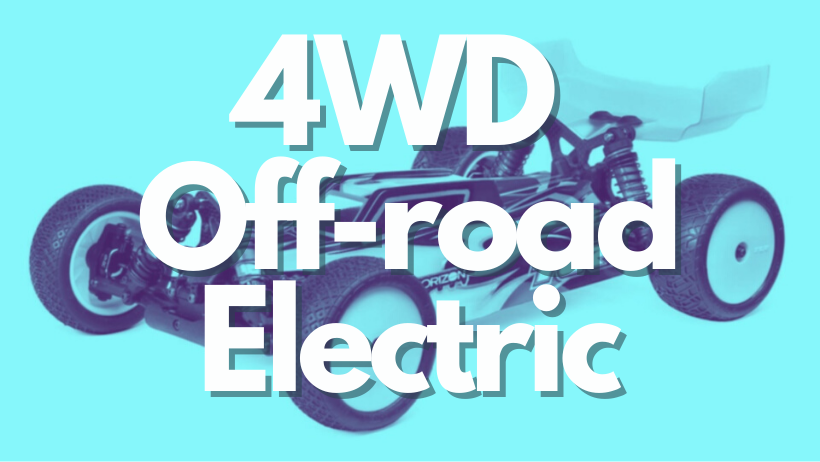 4WD Off-road Electric Template