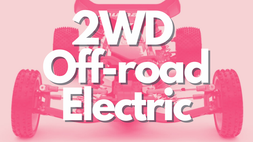 2WD Off-road Electric Template