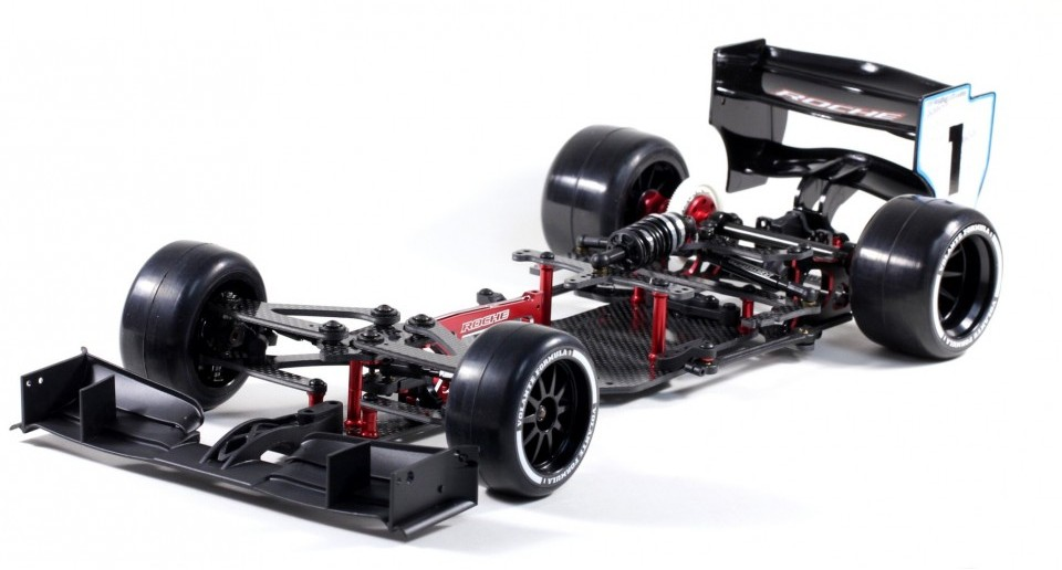 Rapide F1 EVO2