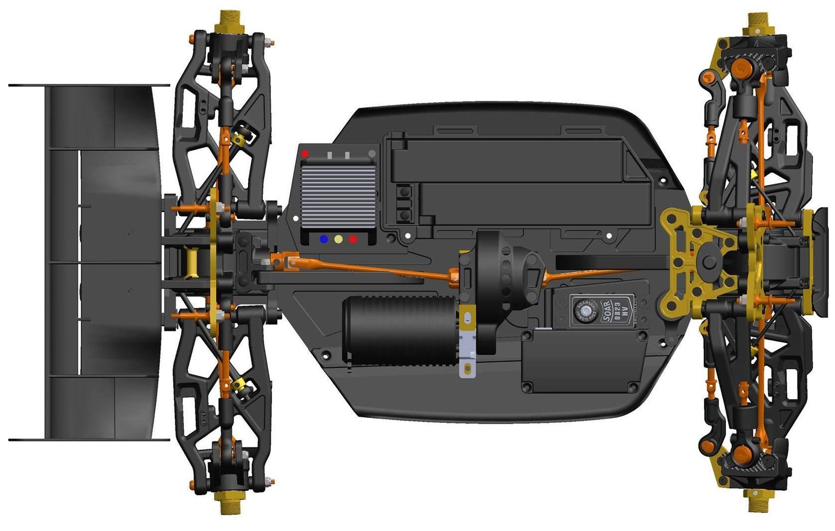 998E TD1-R/R.2 Buggy/Truggy