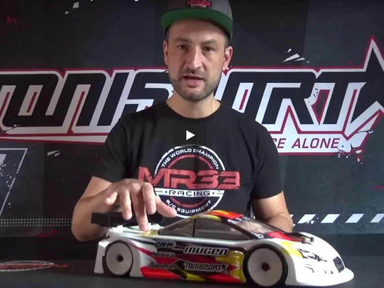 How to Set up Active Rear Suspension on an RC Touring Car