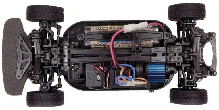 TT-01E Eurotruck