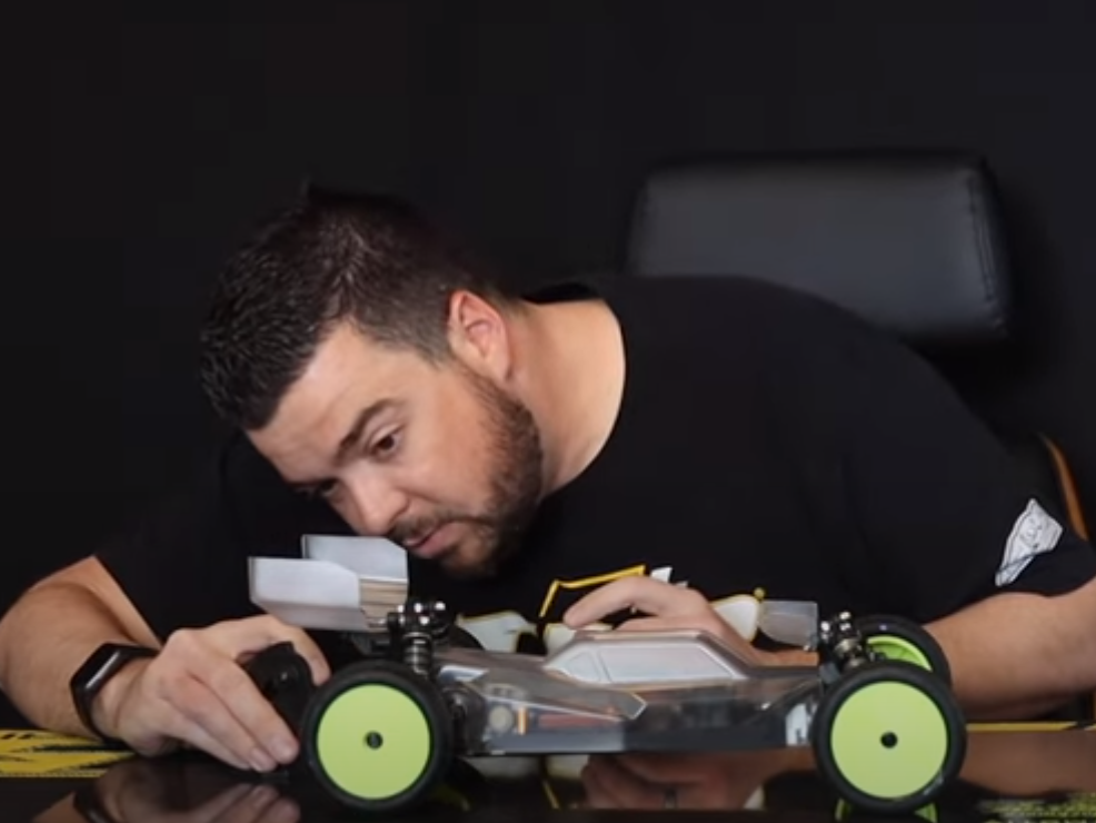 How to Set RC Ride Height