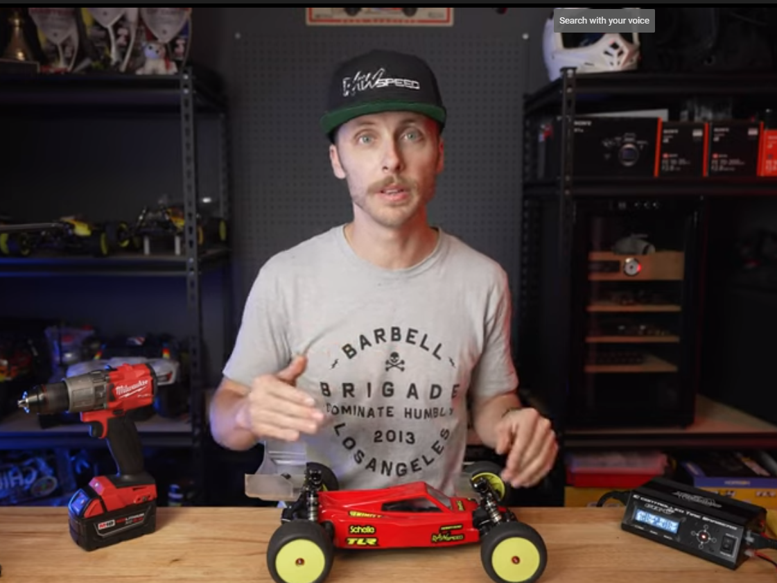 How to Prep Off-Road RC Tires